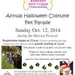 Pet Parade 2014